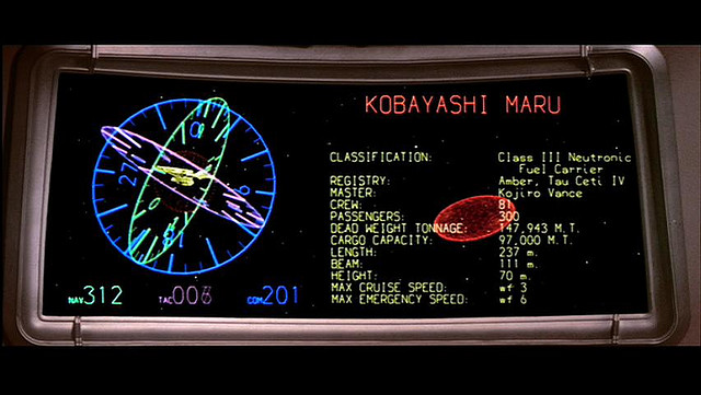 Why Startups are like the Kobayashi Maru – Information Maven